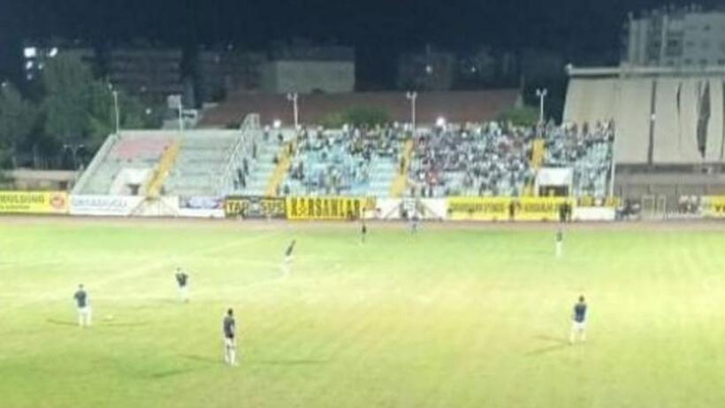 Tarsus İdman Yurdu Başkanı Şahin Kırbıyık'ın futbolculara sözleri olay yarattı: Eşek alsaydım kargo kurardım