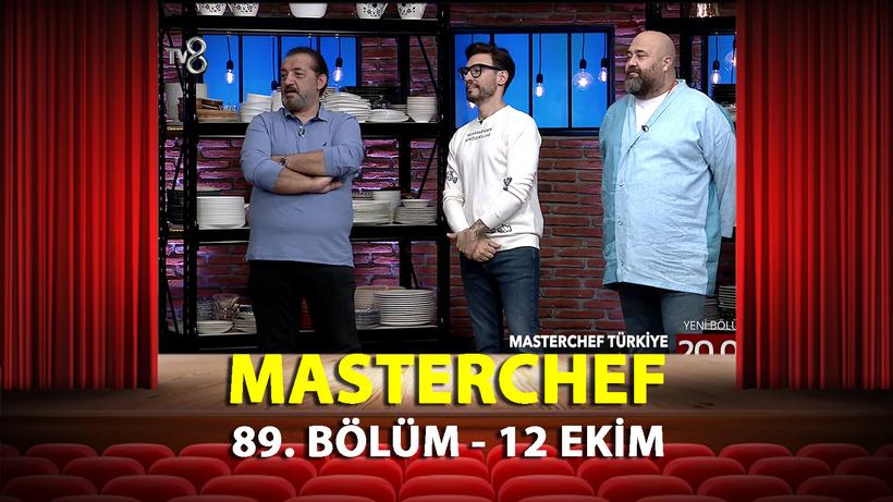 MasterChef 89. Bölüm Tek Parça Full İzle   TV8 MasterChef son bölüm İzle 12 Ekim