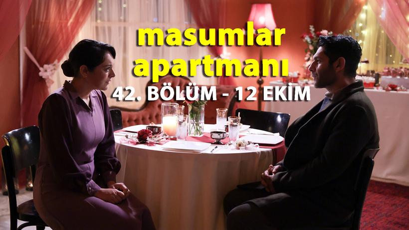 Masumlar Apartmanı 42. Bölüm Tek Parça Full İzle | TRT 1 Son Bölüm İzle 12 Ekim