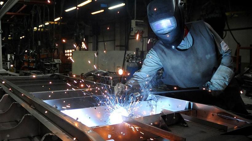 Ağustos ayı sanayi üretim rakamları açıklandı