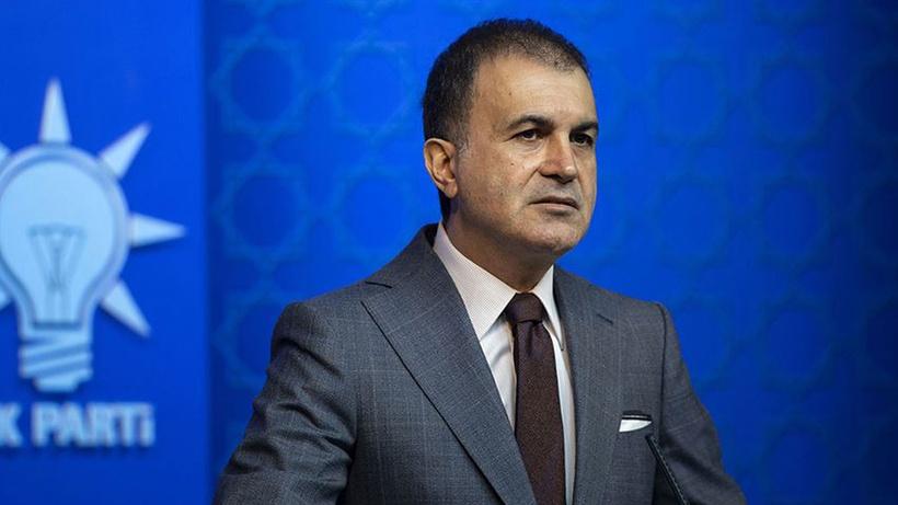 AK Parti Sözcüsü Çelik'ten siyasi cinayetler açıklaması