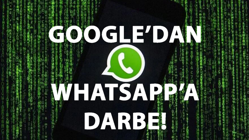 Google WhatsApp yedeklemelerini 200 MB ile sınırlamayı planlıyor... WhatsApp mesajları Google Drive'a nasıl yedeklenir?