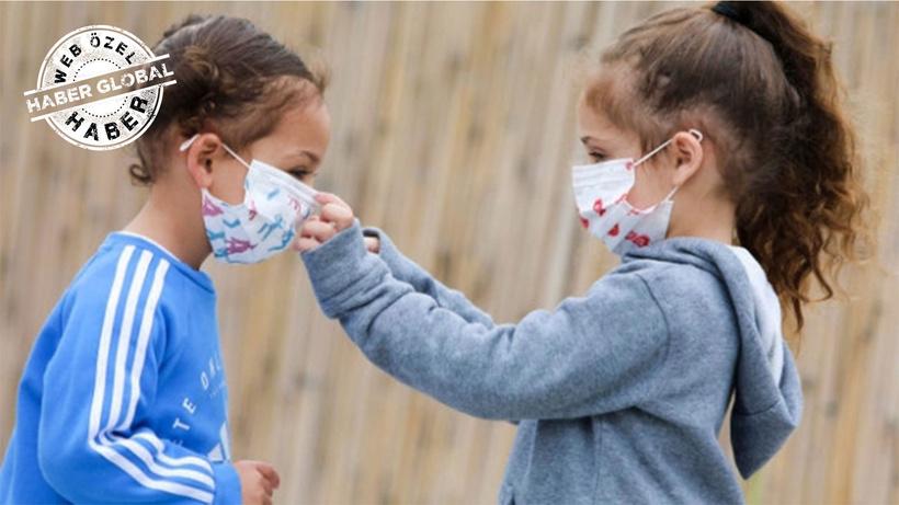 Maskeler çocukları nasıl etkiliyor? 'Mimikler ve sesler…'