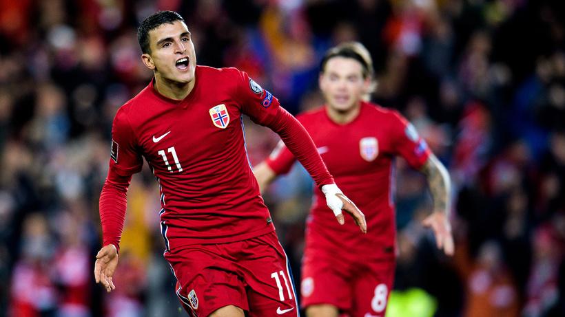 Norveç, Karadağ'ı 2 golle geçti