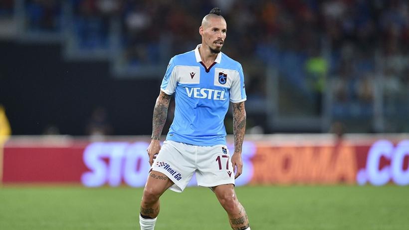Trabzonspor'lu Marek Hamsik'in sakatlık durumuna ilişkin gelişme