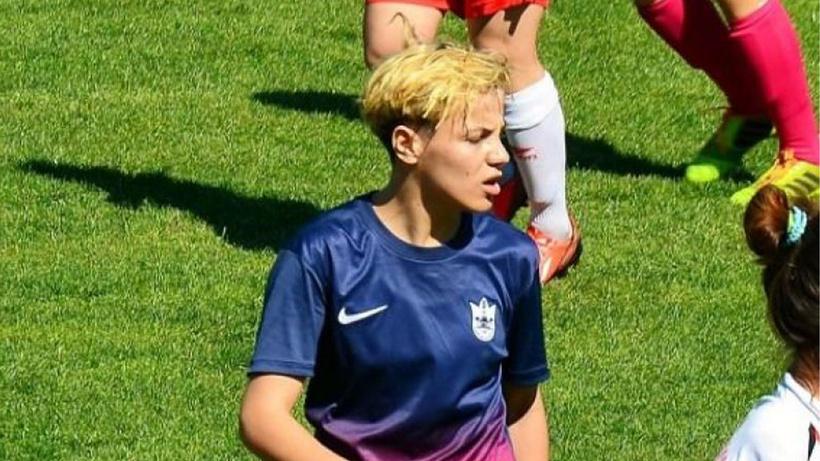 A Milli Kadın Futbol Takımı oyuncusunun acı günü!