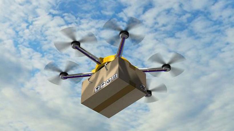 Akciğer, ilk kez drone ile taşındı
