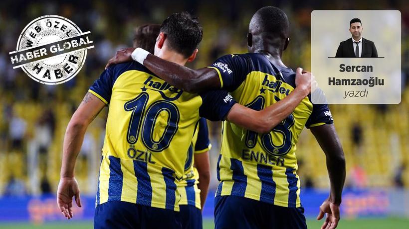 Fenerbahçe'de Trabzonspor maçının şablonu oluşuyor