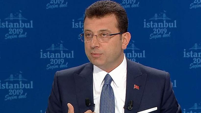 İBB Başkanı İmamoğlu'nun Dolmabahçe-Levazım Tüneli açıklamasına AK Parti İstanbul İl Başkanlığı tepki gösterdi