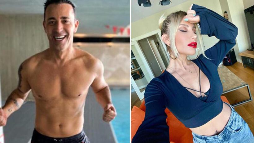 İrem Derici, Mustafa Sandal'a aşkını ilan etti