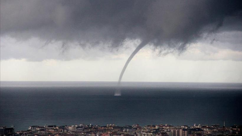 Son Dakika Meteoroloji 13 Ekim hava tahmin raporunu yayımladı! İstanbul, Ankara, Bursa, Antalya için kuvvetli yağış ve hortum uyarısı