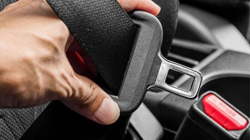 İki günde binlerce sürücü ve yolcuya emniyet kemeri cezası