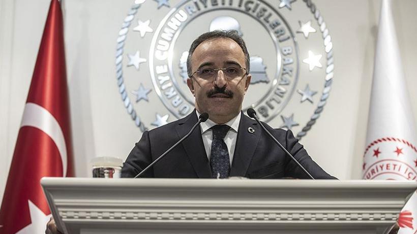 İçişleri Bakan Yardımcısı Çataklı'dan Ümit Özdağ'ın iddiasına yanıt