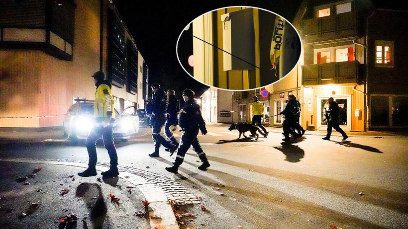 Norveç'te 5 kişinin öldüğü oklu saldırıda şüphelinin kimliği belli oldu