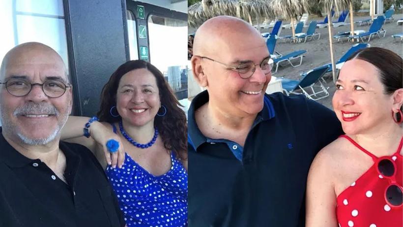 Rasim Öztekin'in eşi Esra Kazancıbaşı'nı yıkan ölüm! Acı haberi bu sözlerle duyurdu