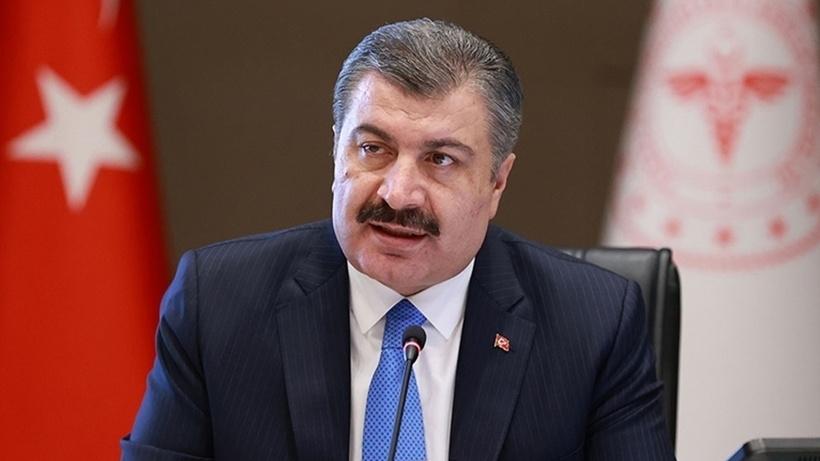Sağlık Bakanı Koca iki doz aşıda Erzurum için sevindiren haberi verdi
