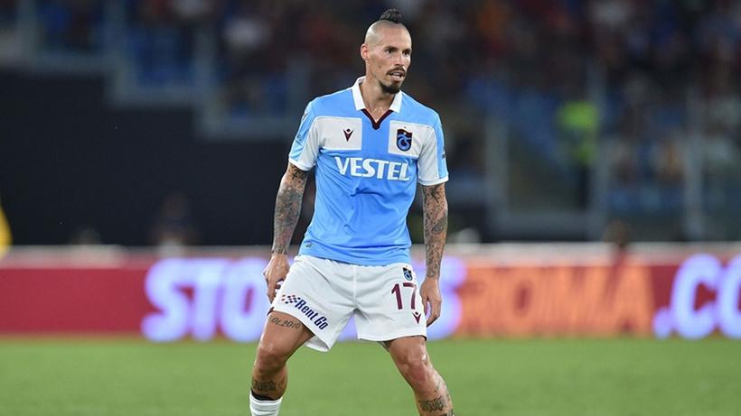 Son dakika! Trabzonspor'dan Marek Hamsik'in sağlık durumuyla ilgili açıklama