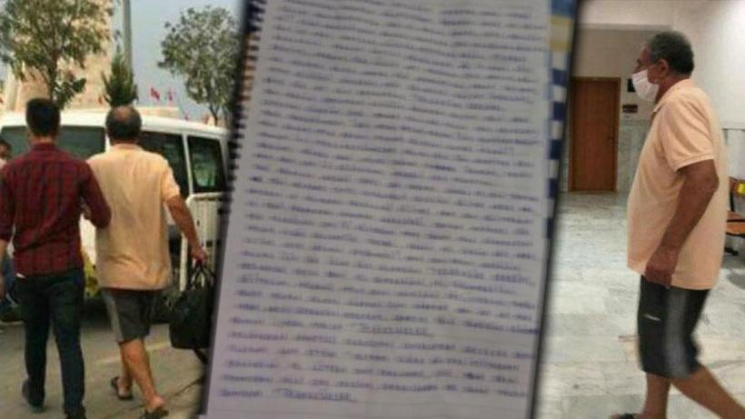 13 yaşındaki çocuğa 'aşk mektubu' yazdı! 61 yaşındaki kırtasiyeciden iğrenç ifadeler