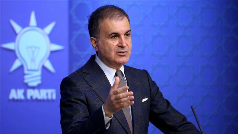 AK Parti Sözcüsü Ömer Çelik'ten Bülent Arınç'ın istifasına ilişkin açıklama