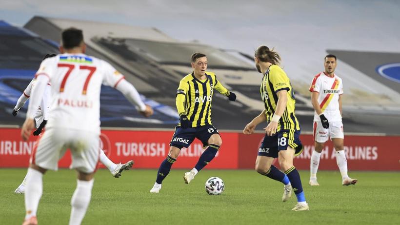 Fenerbahçe 0-1 Göztepe