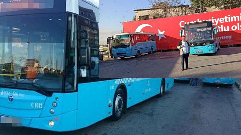 Halk otobüsünde şok! Kadın yolcuyu taciz eden şoför: Birlikte olup paranı vereceğim