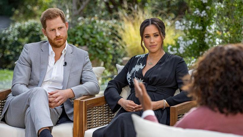 Kraliyet ailesini sarsacak röportaj yayınlandı! Meghan Markle ile Prens Harry'den tartışmalı açıklamalar