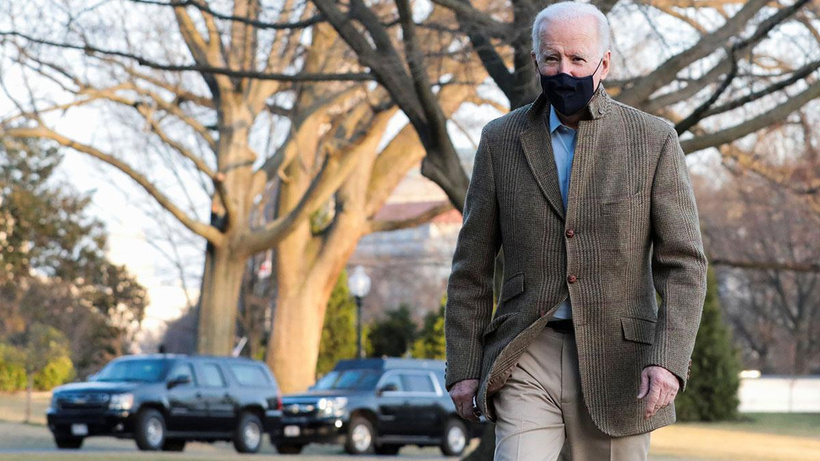 ABD Başkanı Biden, New York Valisi Cuomo'ya yönelik taciz iddialarına ilişkin sessizliğini bozdu