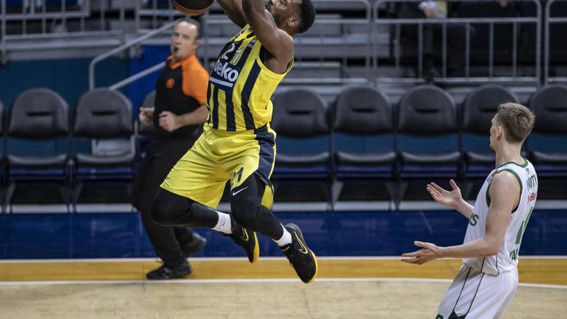 Fenerbahçe Beko, Zalgiris Kaunas'ı 23 sayı farkla mağlup etti