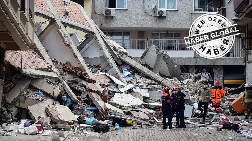 Binalar neden art arda çökmeye başladı? 'Deprem hiç yokmuş gibi...'