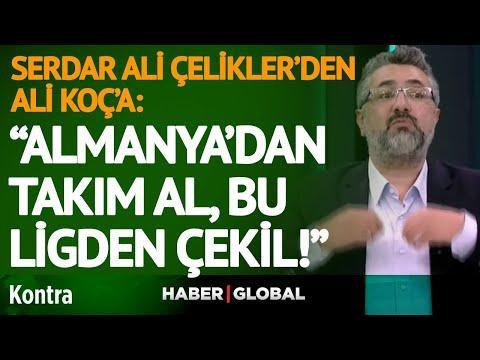 42 haftalık isyan! Serdar Ali Çelikler'den Ali Koç'a: Almanya'dan takım al bu ligden çekil