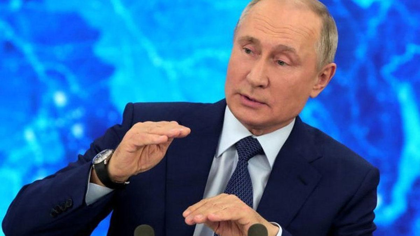 Rusya Devlet Başkanı Putin: Zorunlu aşı uygulamasına karşıyım