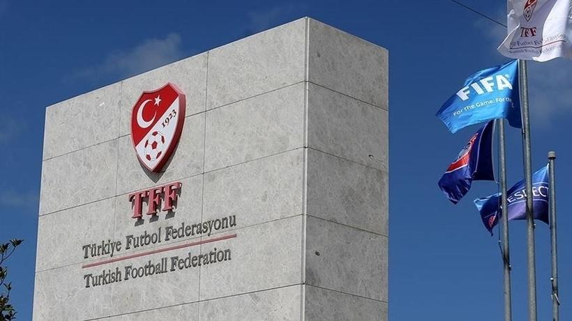 2021-2022 sezonu için karar verildi! TFF'den açıklama...