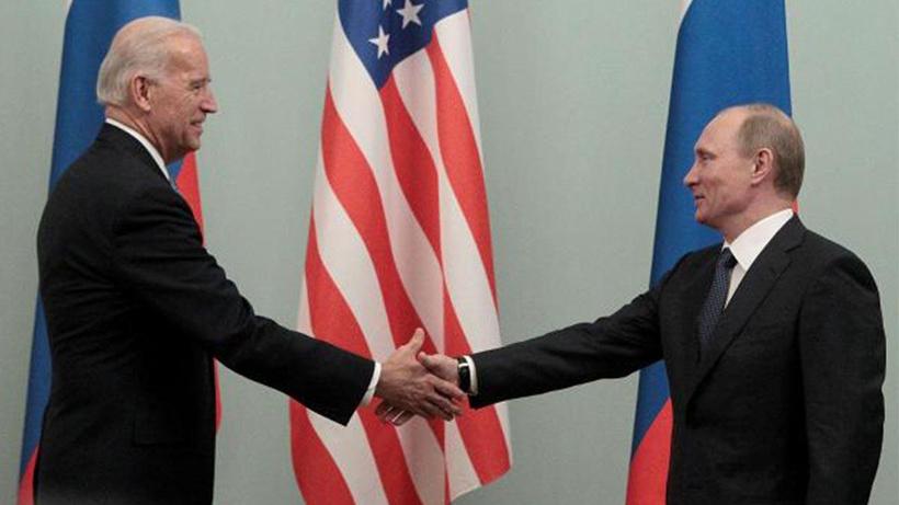 ABD Başkanı Biden, Putin ile görüşmesinde insan hakları ihlallerini gündeme getirecek
