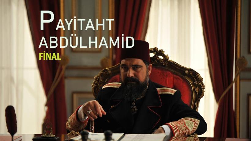 Payitaht Abdülhamid Final İzle - 154. Bölüm