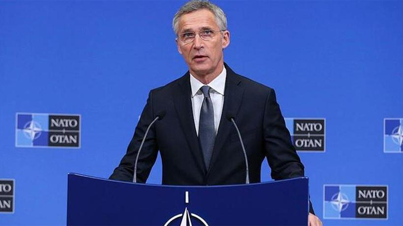 NATO Genel Sekreteri Stoltenberg Liderler Zirvesi'nde konuştu!