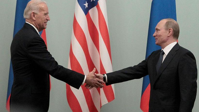 Putin 'Hollywood maçosu' dedi, Biden'dan açıklama geldi