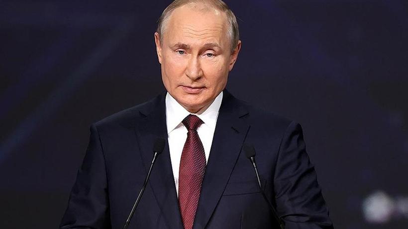 Rusya lideri Putin: Rus-Amerikan ilişkileri ABD'deki iç siyasi mücadeleye kurban edildi