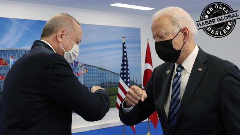 Görüşmenin arka planı ve şifreleri: Erdoğan-Biden zirvesinden ne anlamalıyız?