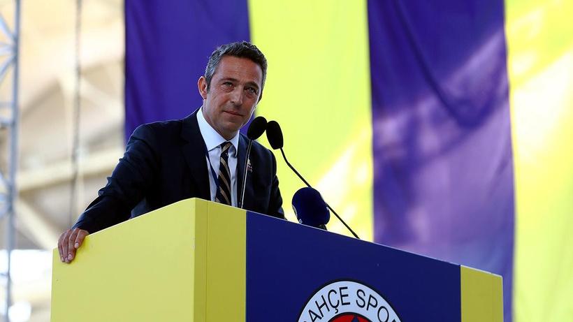 Ali Koç: Yeni teknik direktörümüzü Pazartesi günü açıklayacağız