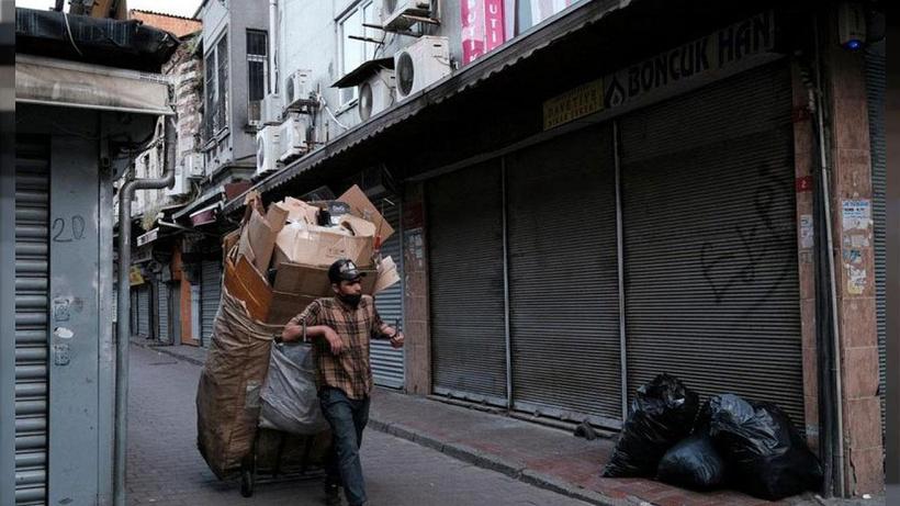Reuters'ın Türkiye'ye ilişkin kullandığı fotoğrafa tepki yağdı!