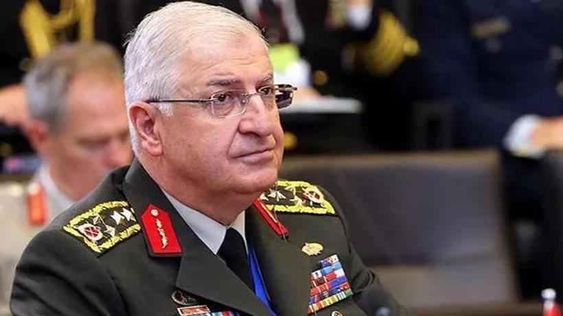 Genelkurmay Başkanı Orgeneral Güler, Pakistan Hava Kuvvetleri Komutanı ile görüştü