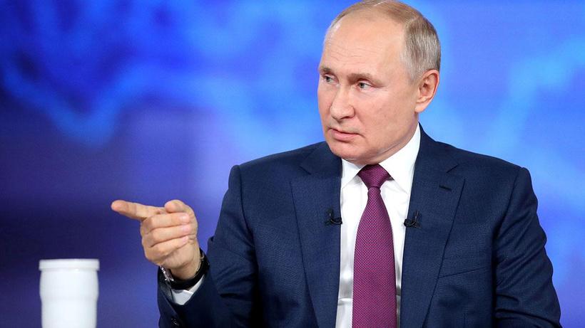 Putin halkın sorularını yanıtlıyor: Ukraynalıları ve Rusları tek millet olarak görüyorum