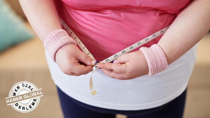 Çarpıcı araştırmada çarpıcı sonuç: 'Obezite en çok yoksul kadınları tehdit ediyor!'