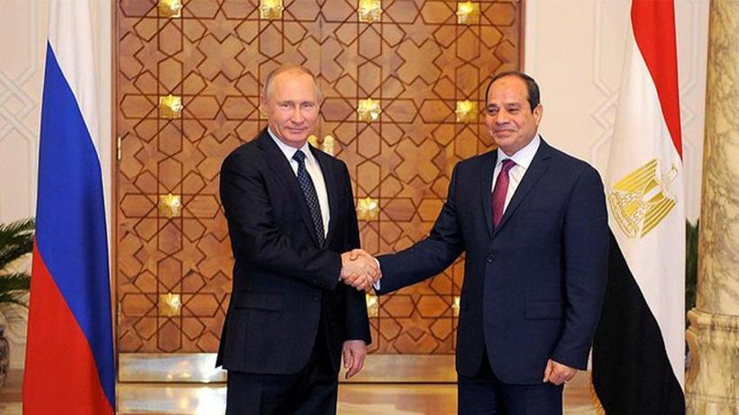 Putin, Mısır'a uçuşları yasaklayan kararnameyi iptal etti