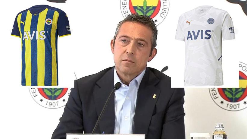 Fenerbahçe'nin yeni sezon formaları tanıtıldı! Logoda yıldız yer almıyor