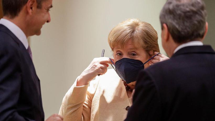 Yunan basını manşetten verdi: Almanya Yunanistan'a karşı Türkiye'yi destekliyor