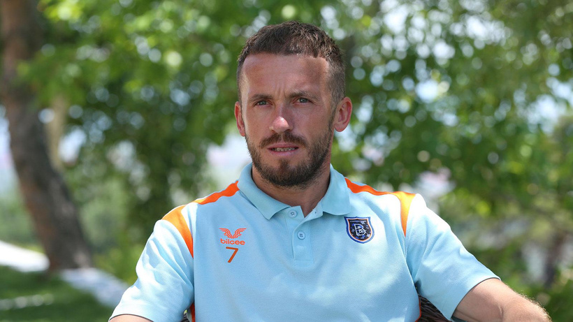 Edin Visca'dan transfer açıklaması
