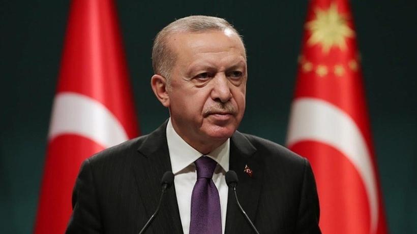 Cumhurbaşkanı Erdoğan'dan Lozan Antlaşması'nın yıl dönümü mesajı