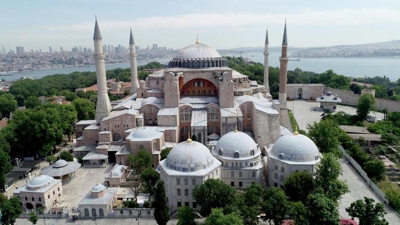 UNESCO, Ayasofya ve Kariye raporu için Türkiye'ye süre verdi