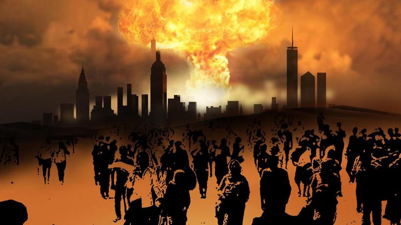 ABD'den 3. Dünya Savaşı senaryosu: 2034 yılında...